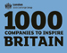 GlobalData Named among the uks top 1000 inspiring companies